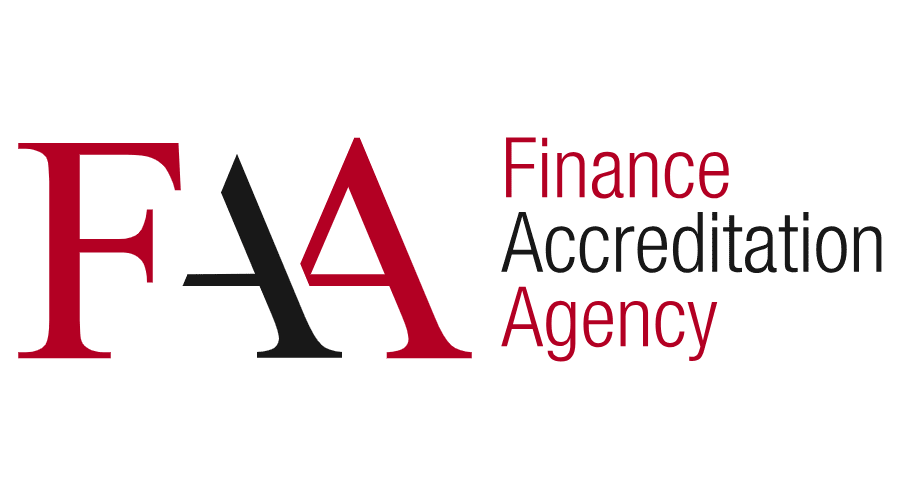 Finance Accreditation Agency (FAA) Vector Logo - ( SVG +
