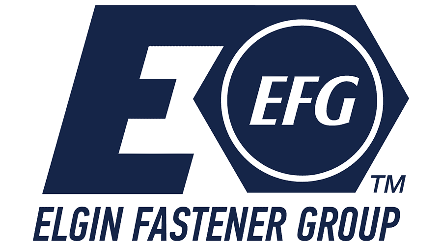 Elgin Fastener Group logo