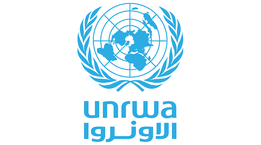 UNRWA   United Nations Relief and Works Agency for Palestine Refugees  Vector Logo - (.SVG + .PNG) - FindVectorLogo.Com